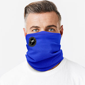 IONSHIELD™ Cooling SPORT Mesh Neck Gaiter With SILVADUR™ Odor Control