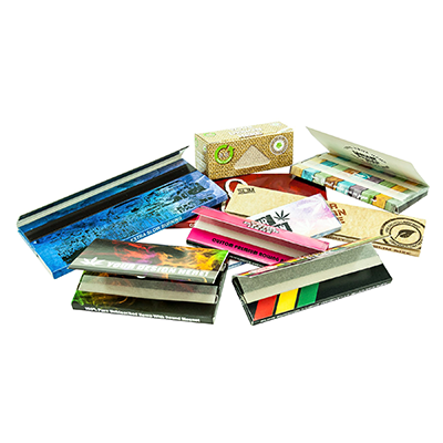 Full Color Rolling Paper